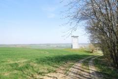 Erinnerungszentrum im alten Wachturm