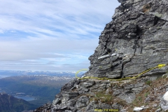 The Ridge (c) Tromsø Skyrace / Race Briefing 2019