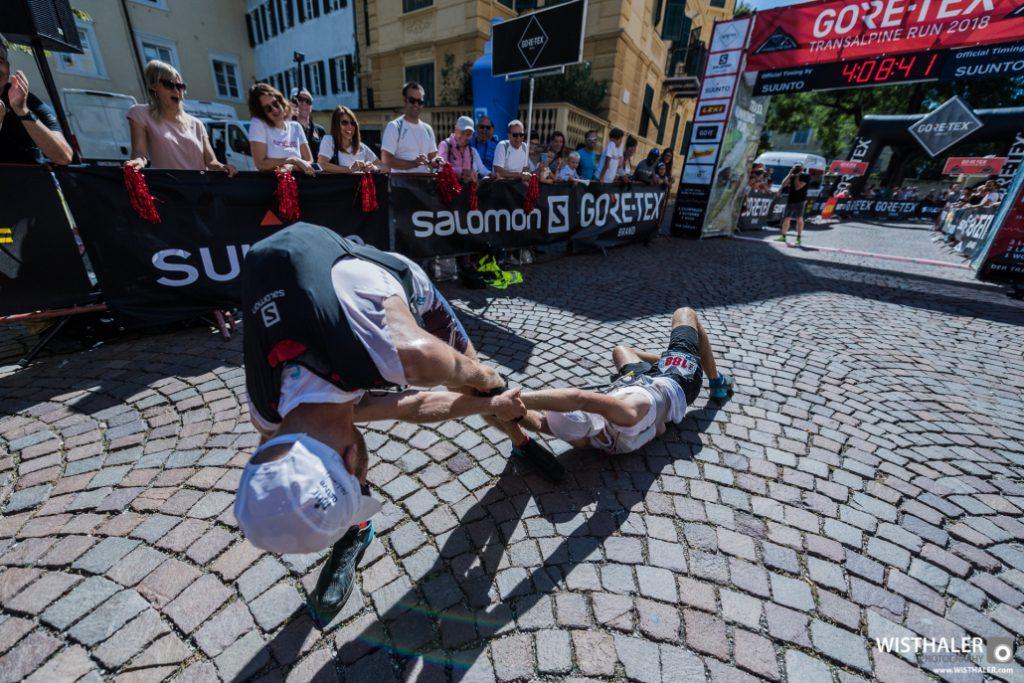 Wird das unser TAR 2019 Schicksal? (c) Transalpine Run /  Harald Wisthaler