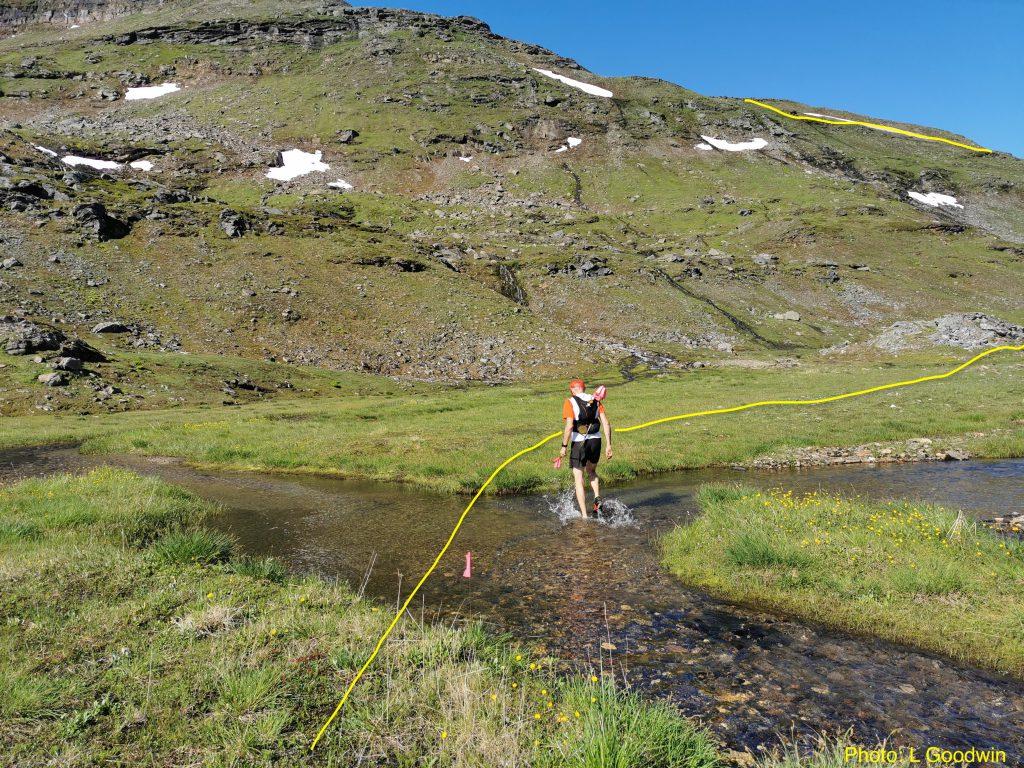 Tromsø Skyrace - Flussquerungen (c) Tromsø Skyrace / Race Briefing 2019