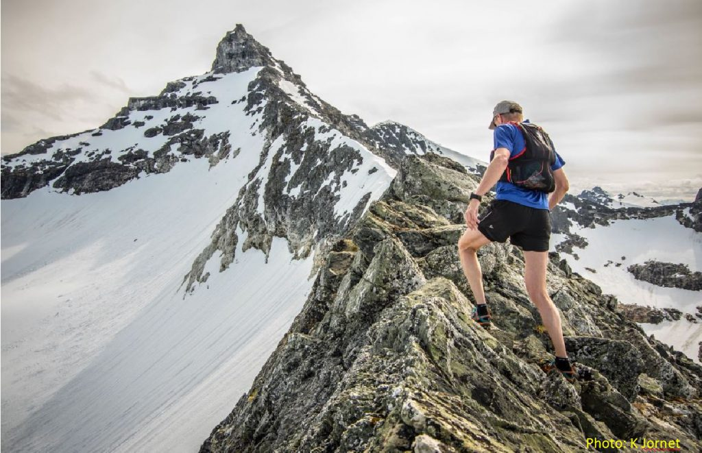 The Ridge (c) Tromsø Skyrace