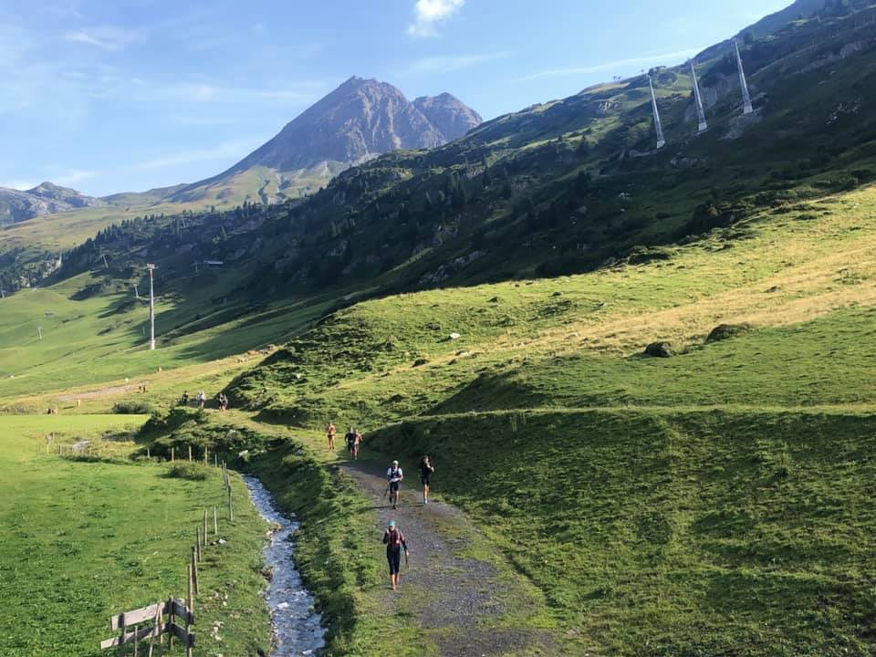 Transalpine Run 2019 - manchmal kann man auch laufen lassen (c) PlanB