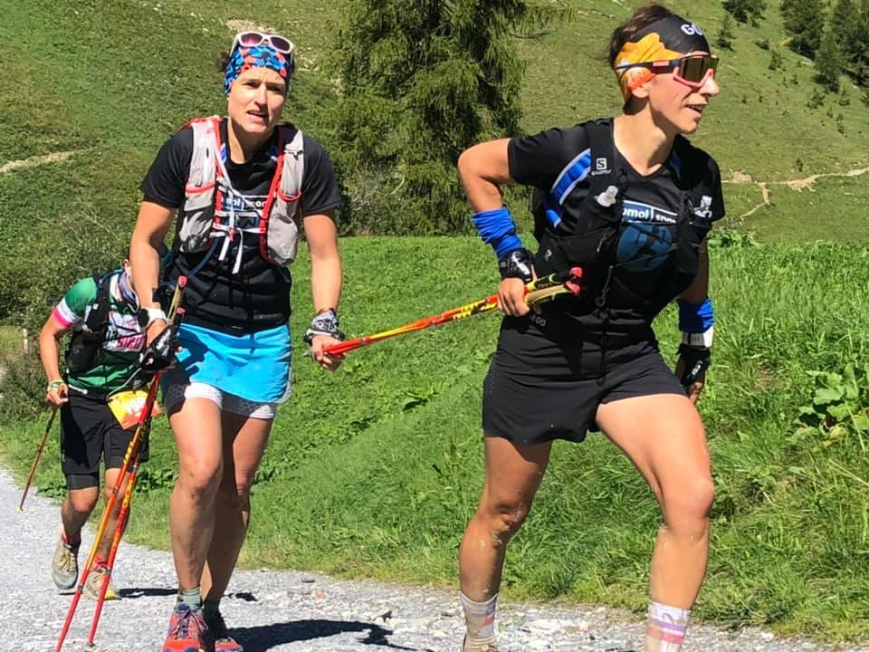 Transalpine Run 2019 - es zieht sich, man zieht sich (c) PlanB