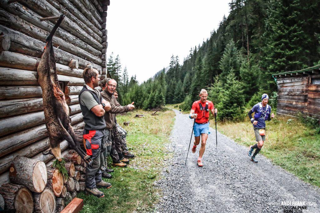 Transalpine Run 2019 - Männer unter sich (c) PlanB / Andi Frank