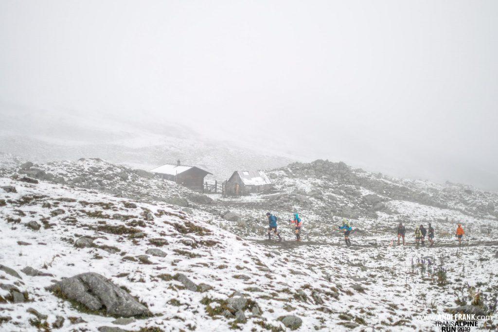 Transalpine Run 2019 - es wird kälter (c) PlanB / Andi Frank