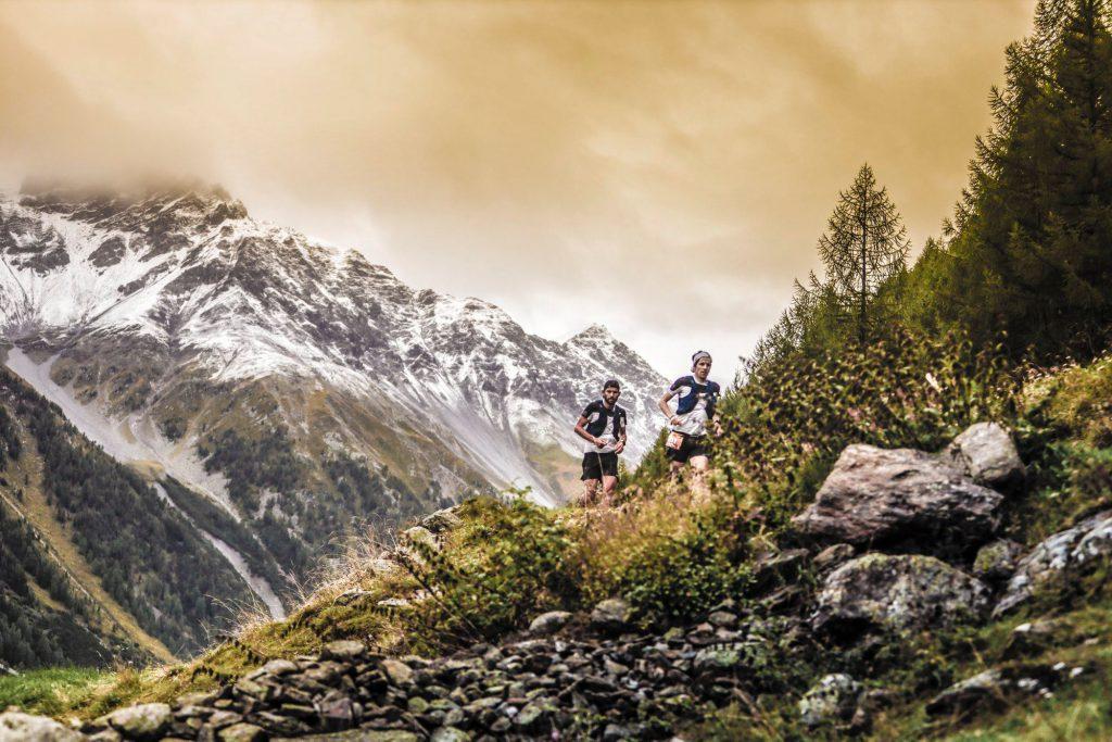 Transalpine Run 2019 - Traumkulisse statt Regenschlacht auf Etappe 8 (c) PlanB / Andi Frank
