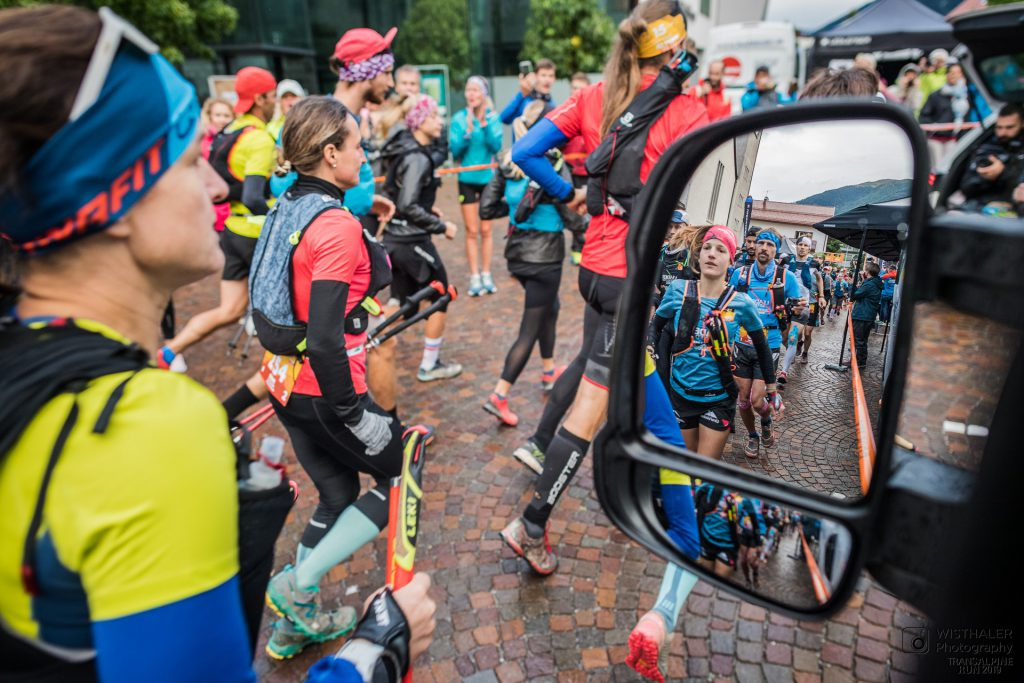 Transalpine Run 2019 - Start der 8. Etappe (c) PlanB / Harald Wisthaler