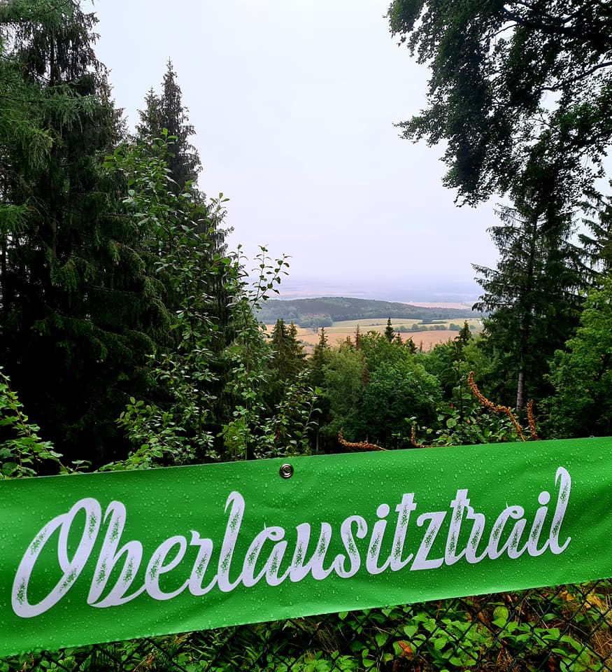 Oberlausitztrail 2020 - nass, rutschig und trotzdem super (c) M. Kosubeck / Babelsberger Trail Racing Team