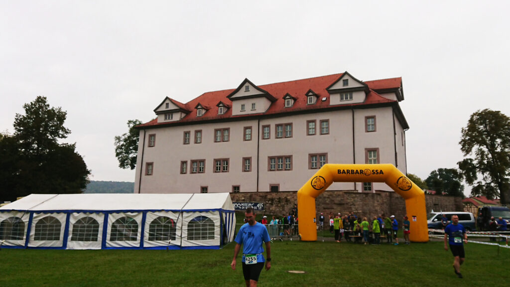 Gedränge gibt es beim Kyffhäuser Berglauf 2020 garantiert nicht.