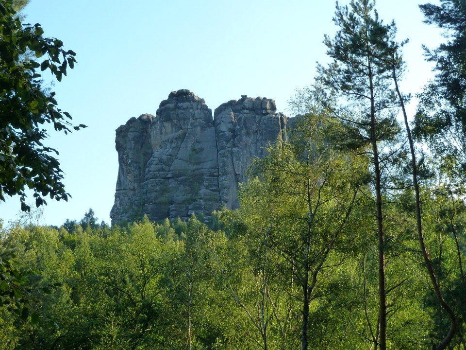 Viel Panorama während der Tour (c) Lausitzer-Sportevents e.V.
