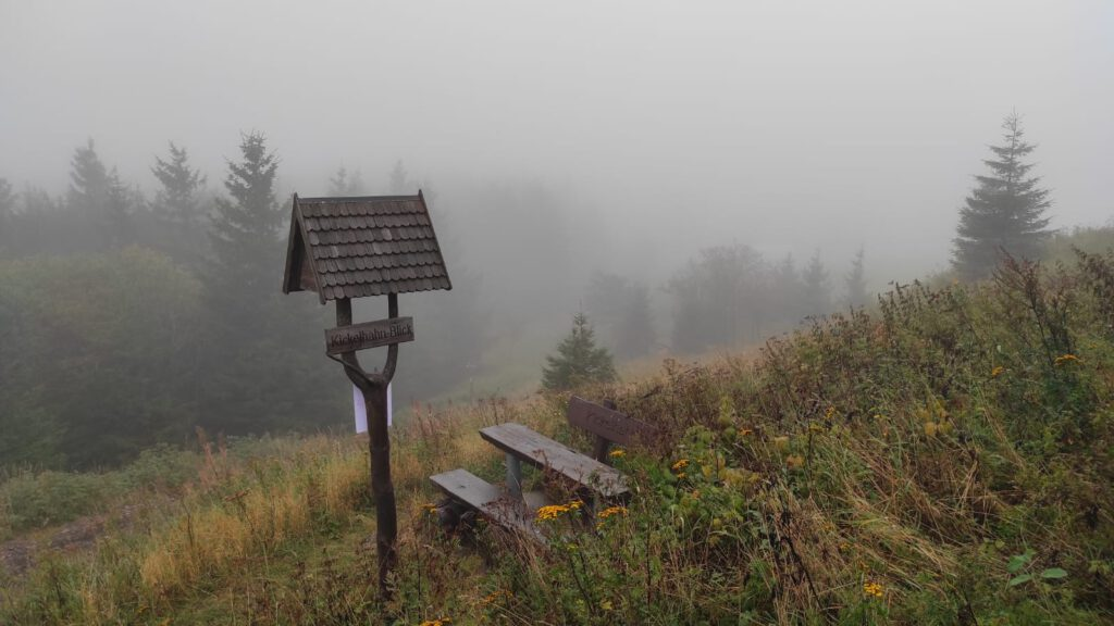 Nass, nass, nass (c) Südthüringen Trail