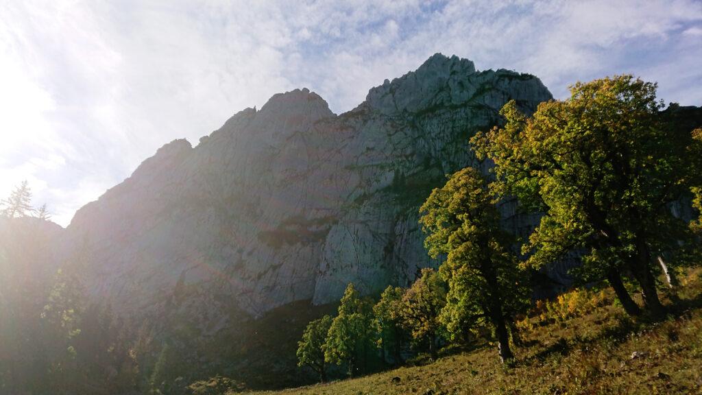 Blankenstein im Herbst